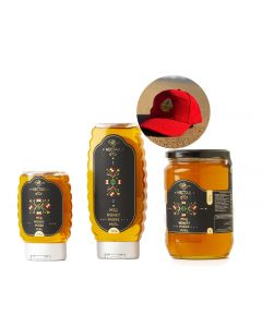 Nectar d'or Honey Pack + Beerole CAP